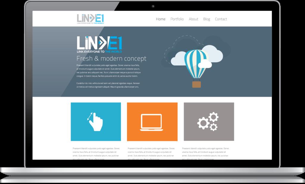 LinkE1 - Laptop