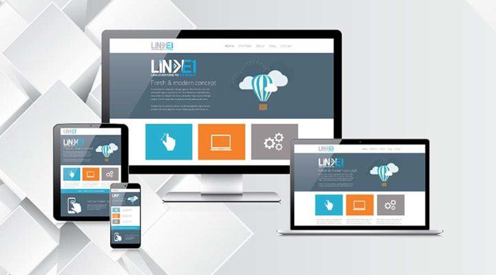 LinkE1 - Responsive Design